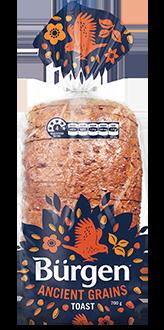 Ancient Grains Toast