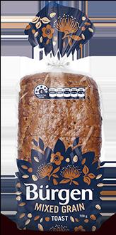 Mixed Grain Toast