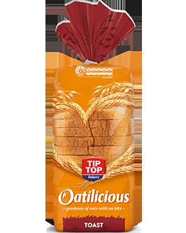 Oatilicious® Toast