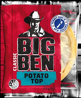 Classic Potato Top Pie 140g