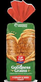 Goodness Grains 9 Grain & Seed Toast