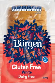 Gluten Free White