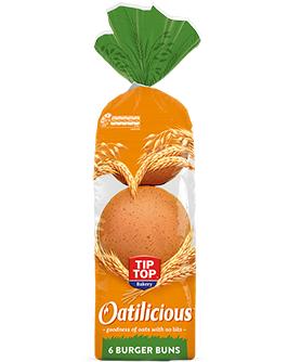 Oatilicious® Burger Buns