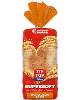 Supersoft Honeygrain Toast