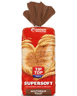 Supersoft Multigrain Toast