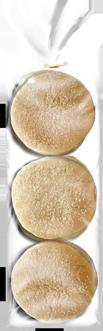 Catering 4.5″ Hamburger Sesame 6 Pack