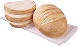 Medium Cob White Loaf 25 Pack