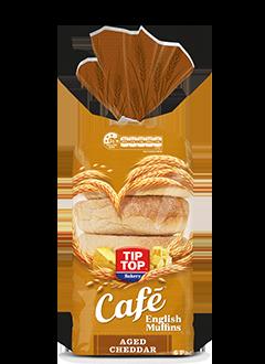 Aged Cheddar English Muffins